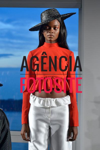Nova Iorque, EUA &sbquo;09/2014 - Desfile de Harbison durante a Semana de moda de Nova Iorque  -  Verao 2015. <br /> <br /> Foto: FOTOSITE