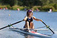 Race: 45  W.1x (Band 3)  Heat 3<br /> <br /> Peterborough Summer Regatta 2018 - Saturday<br /> <br /> To purchase this photo, or to see pricing information for Prints and Downloads, click the blue 'Add to Cart' button at the top-right of the page.