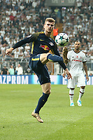 Timo Werner of RB Leipzig during the UEFA Champions League Group G match between Besiktas and RB Leipzig at Vodafone Park in Istanbul , Turkey on September 26 , 2017 . <br /> Foto imago/Seskim Photo/Insidefoto