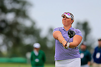 Alice Hewson (ENG) during the final  round at the Augusta National Womans Amateur 2019, Augusta National, Augusta, Georgia, USA. 06/04/2019.<br /> Picture Fran Caffrey / Golffile.ie<br /> <br /> All photo usage must carry mandatory copyright credit (&copy; Golffile | Fran Caffrey)