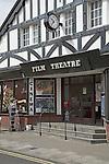 Leiston film theatre cinema, Leiston, Sufolk, England