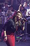 Jenny Rivera murio el dia de hoy en un accidente de Avion...Jenny Rivera ,la diva de la banda durante una de sus presentaciones en Hermosillo, Mexico...(nortephoto@gmail.com/NortePhoto)