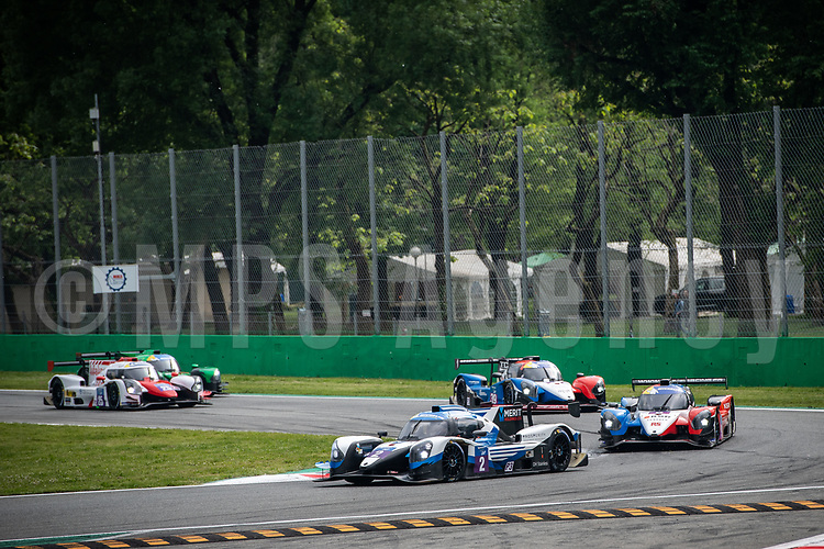 #2 NIELSEN RACING (GBR) NORMA M30 NISSAN LMP3 ANTHONY WELLS (GBR) COLIN NOBLE (GBR)