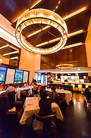 """""""Dine"""" by Peter Gordon (restaurant), Sky City Grand Hotel, Sky City, Central Business District, Auckland, New Zealand"""