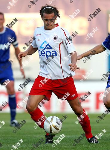 2007-07-28 / Voetbal / R. Antwerp FC / Spencer Verbiest