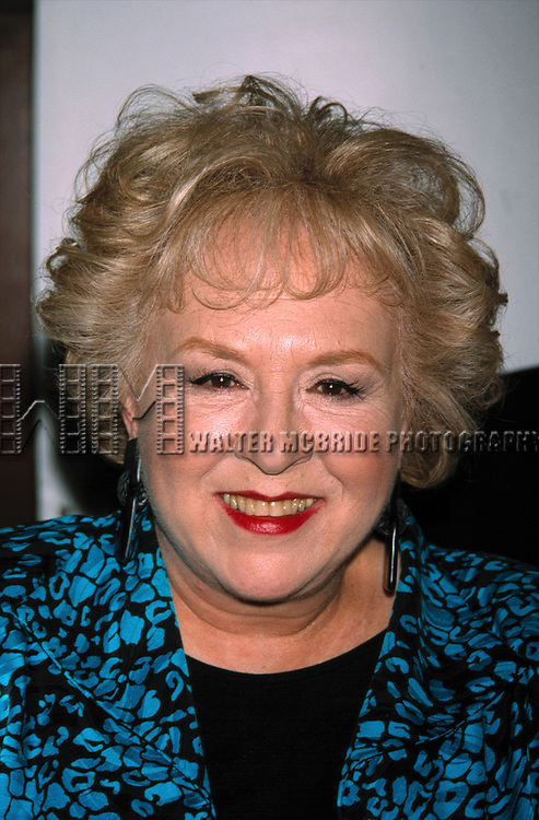 Doris Roberts attending the N.A.T.P.E  Convention<br /> New Orleans, La.on January 25, 1999.