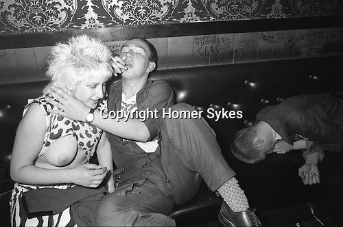 Camden Town, London. 1980 <br />
