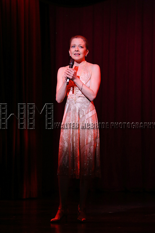 Isabel Keating during the 69th Annual Theatre World Awards Presentation at the Music Box Theatre in New York City on June 03, 2013.