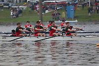 Race: 85  Event: J16 4+   Final B <br /> <br /> Junior Inter Regional Regatta 2018<br /> <br /> To purchase this photo, or to see pricing information for Prints and Downloads, click the blue 'Add to Cart' button at the top-right of the page.