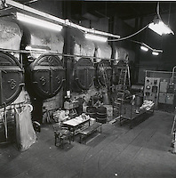 Boiler Room, Wood Mill, Lawrence, MA