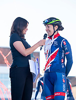 Picture by SWpix.com - 03/05/2018 - Cycling - 2018 Asda Women's Tour de Yorkshire - Stage 1: Beverley to Doncaster - Dani Rowe of The Women's Great Britain Cycling Team