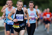 09 SEP 2011 - CHESTER, GBR - Rob Hall - MBNA Chester Marathon (PHOTO (C) NIGEL FARROW)
