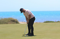 Andy Sullivan (ENG) on the 7th green during Round 1 of the Rocco Forte Sicilian Open 2018 on Thursday 5th May 2018.<br /> Picture:  Thos Caffrey / www.golffile.ie<br /> <br /> All photo usage must carry mandatory copyright credit (&copy; Golffile | Thos Caffrey)