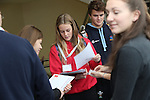 Young Ambassadors Conference 2014<br /> Cardiff City Stadium<br /> 22.10.14<br /> &copy;Steve Pope-SPORTINGWALES