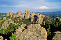 Cathedral Spires in the Black Hills of South Dakota, AGPix_0335.