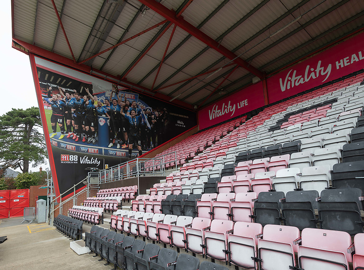 Vitality Stadium - Bournemouth<br /> <br /> Photographer David Horton/CameraSport<br /> <br /> The Premier League - Bournemouth v Burnley - Saturday 6th April 2019 - Vitality Stadium - Bournemouth<br /> <br /> World Copyright © 2019 CameraSport. All rights reserved. 43 Linden Ave. Countesthorpe. Leicester. England. LE8 5PG - Tel: +44 (0) 116 277 4147 - admin@camerasport.com - www.camerasport.com