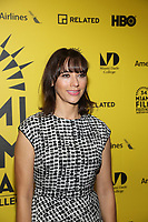 www.acepixs.com<br /> <br /> March 7 2017, Miami, FL<br /> <br /> Rashida Jones arriving at the Miami Film Festival on March 7, 2017 in Miami, Florida<br /> <br /> By Line: Solar/ACE Pictures<br /> <br /> ACE Pictures Inc<br /> Tel: 6467670430<br /> Email: info@acepixs.com<br /> www.acepixs.com