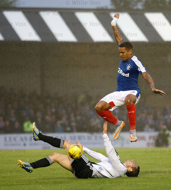 James Tavernier and Michael Donald
