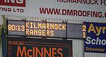 Kilmarnock take the lead
