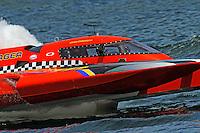 "Jesse Robertson, GP-10 ""The Charger"" (Grand Prix Hydroplane(s)"