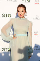 LOS ANGELES - SEP 23:  Anna Schafer at the 27th Environmental Media Awards at the Barker Hangaer on September 23, 2017 in Santa Monica, CA