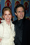 Mary Tyler Moore with her husband Robert Levine <br />( THE MARY TYLER MOORE SHOW )<br />Attending CBS AT 75, a three hour entertainment extravaganza commemorating CBS's 75th Anniversary, which will be  broadcast live from the Hammerstein Ballroom at New York's Manhattan Center in New York City.<br />November 2, 2003