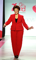 NEW YORK, NY February 08, 2018:Marion Ross attend  American Heart Association's® Go Red For Women® Red Dress Collection® 2018 at Hammerstein Ballroom in New York. February 08, 2018. Credit:RW/MediaPunch