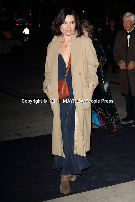 'Fast Forward' - a National Theatre Fundraising Gala at the National Theatre, South Bank, London on March 4th 2015 <br /> <br /> Photo by Keith Mayhew