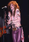 GUNS N ROSES LIVE, 1987, THE WHISKEY A GO GO, NEIL ZLOZOWER