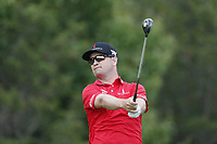 Zach Johnson (USA) tees off on the 15th hole during the second round of the 118th U.S. Open Championship at Shinnecock Hills Golf Club in Southampton, NY, USA. 15th June 2018.<br /> Picture: Golffile | Brian Spurlock<br /> <br /> <br /> All photo usage must carry mandatory copyright credit (&copy; Golffile | Brian Spurlock)