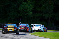 Porsche GT3 Cup Challenge USA<br /> Road America<br /> Road America, Elkhart Lake, WI USA<br /> Sunday 6 August 2017<br /> 3, Trenton Estep, GT3P, USA, 2017 Porsche 991<br /> World Copyright: Jake Galstad<br /> LAT Images