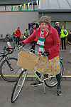 Gerry Higgins at the Operation Transformation 10km cycle from Ardee Parish Centre.