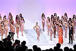 December 17, 2013, Tokyo, Japan - The 2013 Miss International beauty pageant, designer Junko Koshino, Tokyo, Japan, 17 Dec 2013. (Photo by Motoo Naka/AFLO)