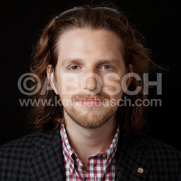 Portrait of WordPress Founder Matt Mullenweg photographed by Kevin Abosch.