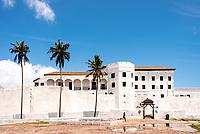 Landmarks - Elmina Castle and Elmina town