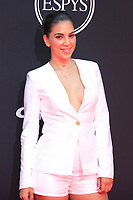 LOS ANGELES, CA - JULY 12: Liz Hernandez at The 25th ESPYS at the Microsoft Theatre in Los Angeles, California on July 12, 2017. Credit: Faye Sadou/MediaPunch