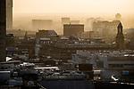 14/11/2013 Manchester Skyline