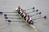 Crew: 2   University of London   Elite<br /> <br /> Quintin Head 2018<br /> <br /> To purchase this photo, or to see pricing information for Prints and Downloads, click the blue 'Add to Cart' button at the top-right of the page.
