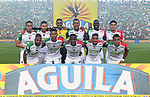 Deportes Tolima venció 3-0 (3-1) a Once Caldas. Cuartos de final Liga Águila I-2018