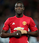 Eric Bailly of Manchester United during the UEFA Europa League match at Old Trafford Stadium, Manchester. Picture date: September 29th, 2016. Pic Matt McNulty Sportimage