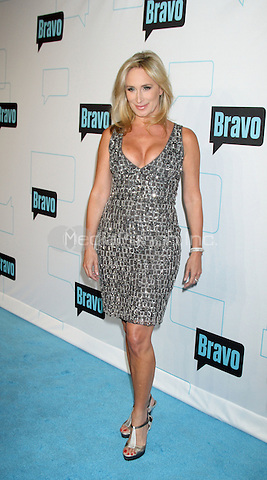 April 04, 2012 Kim Richards attends the Bravo 2012 Upfront at 548 West 22nd Street in New York City..Credit:RWMediapunchinc.com