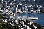 Wellington Harbour. Wellington scenes. Photo: Marc Weakley