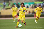 Marin Hamamoto (Charme), .MARCH 23, 2013 - Football /Soccer : .Plenus Nadeshiko League 2013 .between NTV Beleza 2-0 FC Kibikokusaidaigaku Charme .at Ajinomoto Stadium West Field, Tokyo, Japan. .(Photo by YUTAKA/AFLO SPORT) [1040]