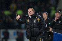 29th January 2020; McDairmid Park, Perth, Perth and Kinross, Scotland; Scottish Premiership Football, St Johnstone versus Celtic; Celtic manager Neil Lennon