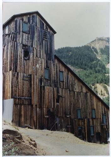 San Bernardino Mill at Matterhorn.<br /> RGS  Matterhorn, CO