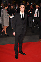 Ben Lloyd Hughes at the premiere for &quot;Breathe&quot;, part of the BFI London Film Festival, at the Odeon Leicester Square, London, UK. <br /> 04 October  2017<br /> Picture: Steve Vas/Featureflash/SilverHub 0208 004 5359 sales@silverhubmedia.com