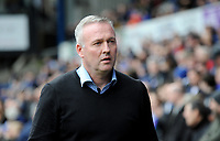 Ipswich Town's manager Paul Lambert <br /> <br /> Photographer Hannah Fountain/CameraSport<br /> <br /> The EFL Sky Bet Championship - Ipswich Town v Nottingham Forest - Saturday 16th March 2019 - Portman Road - Ipswich<br /> <br /> World Copyright &copy; 2019 CameraSport. All rights reserved. 43 Linden Ave. Countesthorpe. Leicester. England. LE8 5PG - Tel: +44 (0) 116 277 4147 - admin@camerasport.com - www.camerasport.com