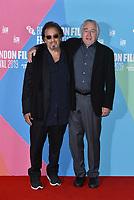 The Irishman' photocall at the BFI London Film Festival