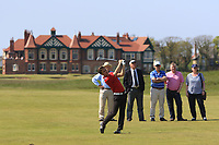 Matthew Jordan (Royal Liverpool) on the 2nd fairway during Round 4 of the Lytham Trophy held at Royal Lytham &amp; St. Annes Golf Club on Sunday 6th May 2018.<br /> Picture:  Thos Caffrey / www.golffile.ie<br /> <br /> All photo usage must carry mandatory copyright credit (&copy; Golffile | Thos Caffrey)