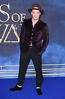 "Jude Law<br /> arriving for the ""Fantastic Beasts: The Crimes of Grindelwald"" premiere, Leicester Square, London<br /> <br /> ©Ash Knotek  D3459  13/11/2018"